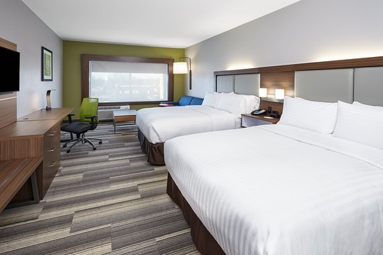 Holiday Inn Express & Suites Chicago North Shore - Niles: Guest room