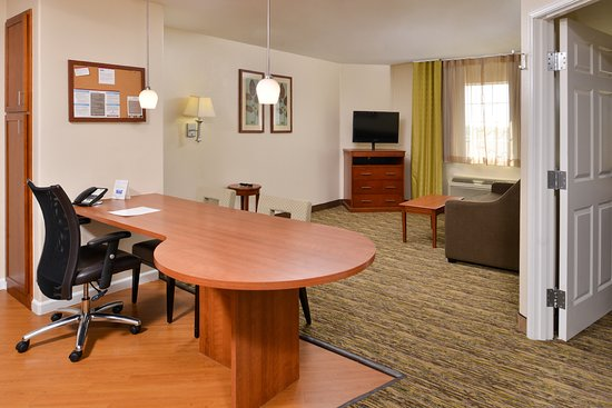 Candlewood Suites Abilene: Guest room