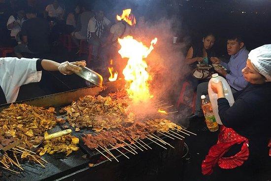 Lima Historisk Sentrum Street Food...