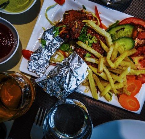 Desi Masala - Pakistani Cuisine Restaurant: BBQ at Desi Masala