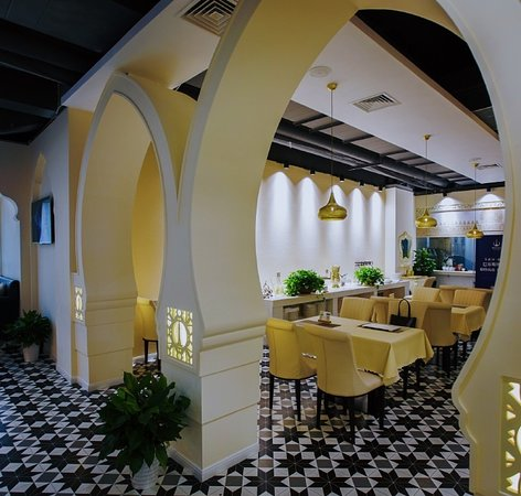 Desi Masala - Pakistani Cuisine Restaurant: Desi Masala Aroma Pavilion