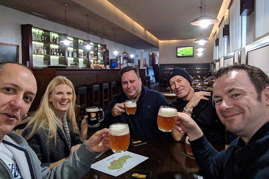 当地啤酒和美食之旅