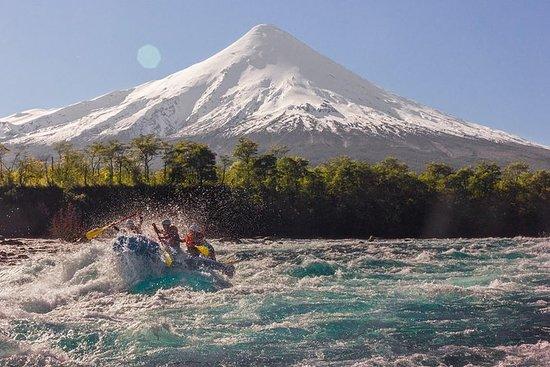 Rafting sul Petrohué