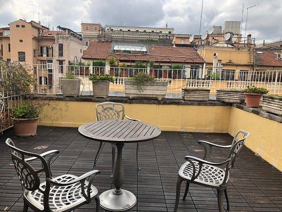Terrace!