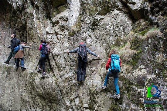 在羅馬尼亞的喀爾巴阡山脈,與費拉塔一起遊覽令人驚嘆的峽谷2日遊