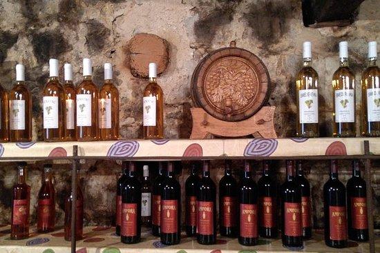 Peljesac halvøy privat vin tur fra...