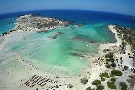 Elafonisi, a exótica praia rosa de...