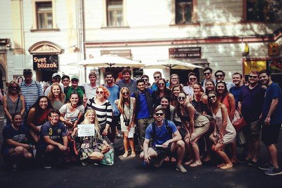 Vegansk Bratislava Food Tour