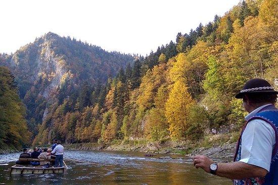 Dunajec Rafting et visite privée de...