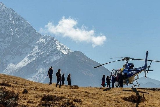 Everest Base Camp Helikoptertur