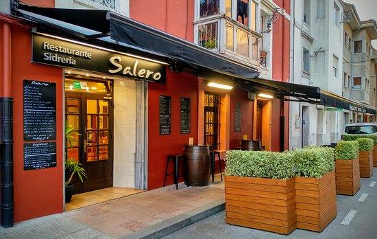 Restaurante Sidreria Salero: Exterior