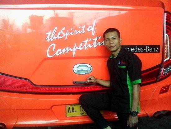 Sidomulyo, Indonezja: Rizquna Tour dan Travel Magelang www.rizqunatourmagelang.com