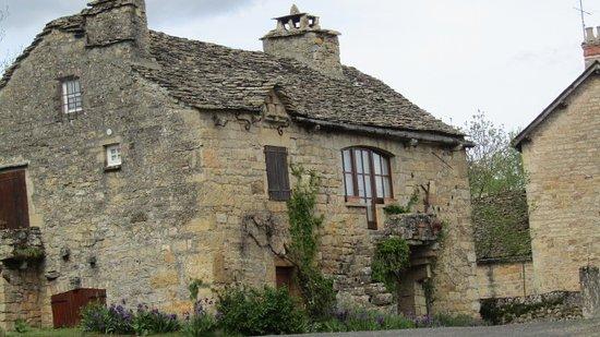 Buzeins, Frankrijk: maison du causse