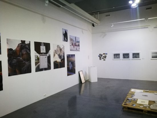 Photos and artefacts of and from modern Vladivostok, Zarya Center for Contemporary Art