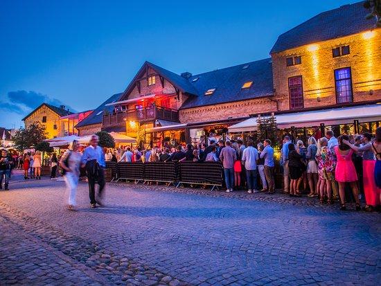 Skåne län, Sverige: Summer evening