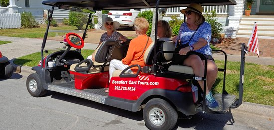 Beaufort Cart Tours