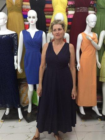 Huong Ly Cloth Shop: My customer