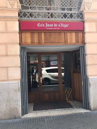 Ca'n Joan de s'Aigo (Sanc) Photo