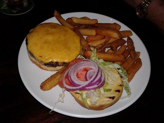 Fantastic tasting burger!