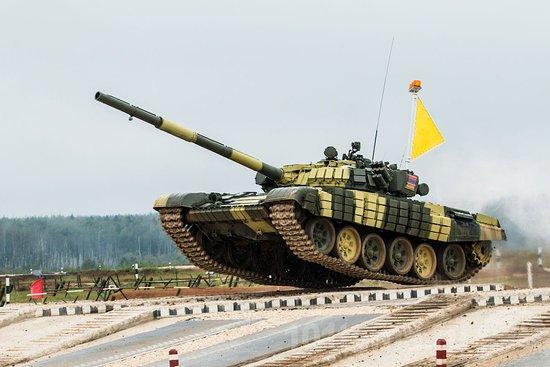 Tanksdriving