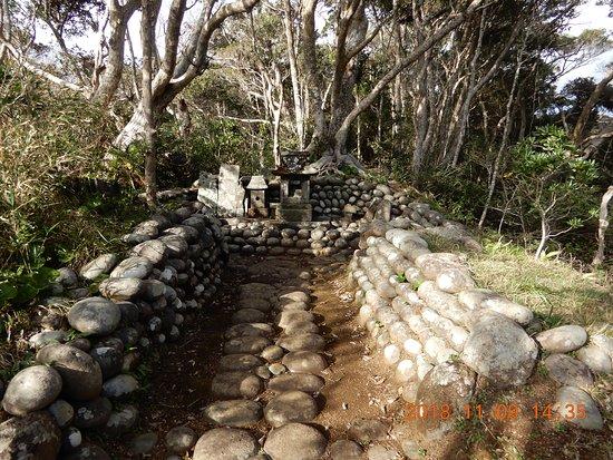 Tametomo Shrine Ishimiya