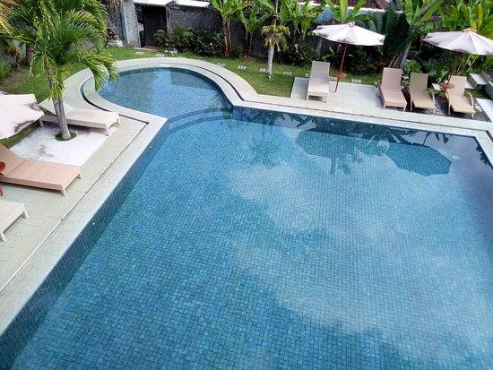 Pool - Picture of Atres Villa Homestay, Munduk - Tripadvisor