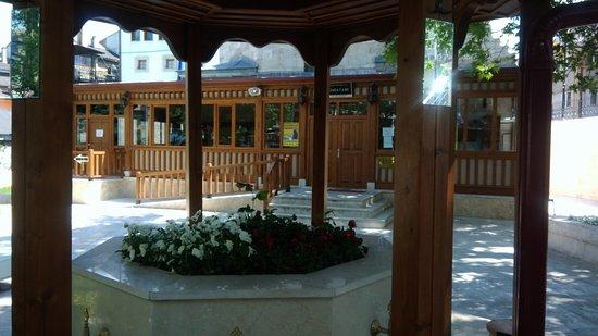 Sivasdaki kubbeli Osmanlı Camilerinden.