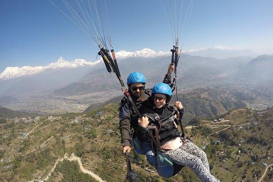 Fly Nirvana Paragliding