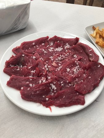 Best Carne Restaurante Ever Fully Worth To Travel Acala Even Only For Here Picture Of El Fogon De Amos Alcala De Henares Tripadvisor