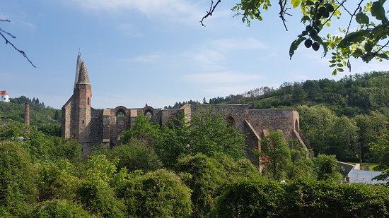 Dolni Kounice, สาธารณรัฐเช็ก: kláštor rosa coeli
