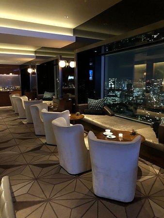 The Prince Gallery Tokyo Kioicho, A Luxury Collection Hotel: 酒店Club Lounge環境