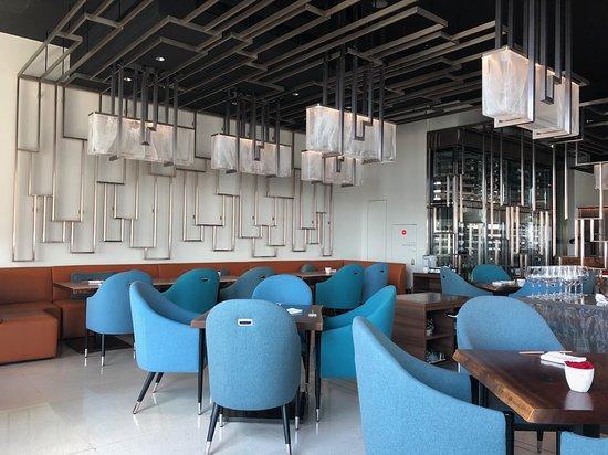 The Prince Gallery Tokyo Kioicho, A Luxury Collection Hotel: Souten Washoku餐廳內環境