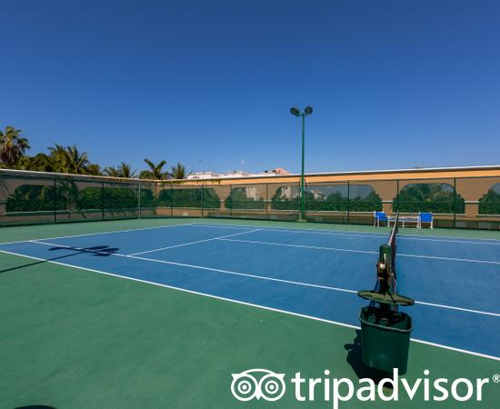Tennis at The Ritz-Carlton, Cancun
