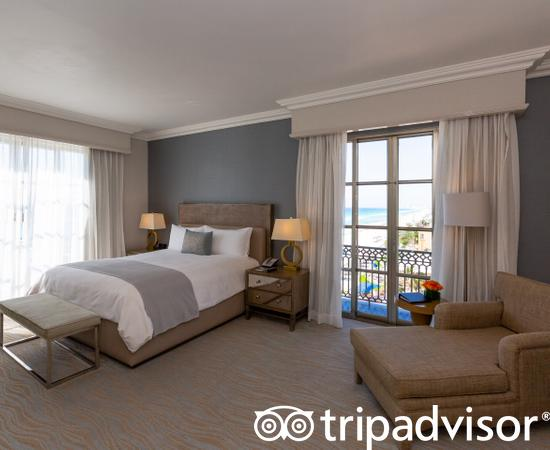 The Ocean Front Suite at The Ritz-Carlton, Cancun