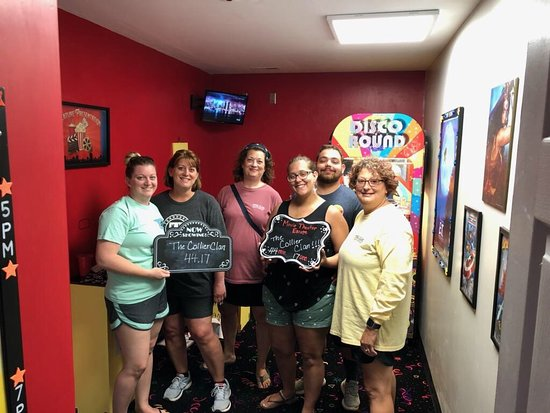 Topsail Escape Room