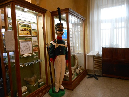 Chita Regional Kuznetsov Museum of Local Lore.
