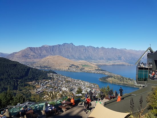 Queenstown Skyline Gondola Including Buffet Lunch or Dinner: Beautiful view