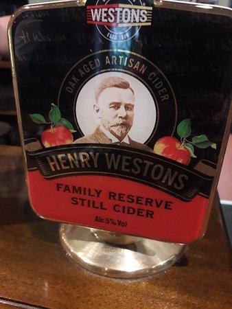 Draught Cider on No5