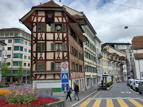 City Train Luzern: Lucerne