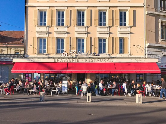 Brasserie Restaurant La Riviera Lausanne Menu Prices