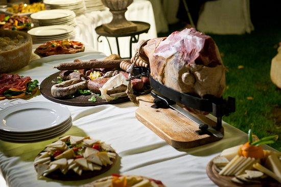 Selezione Gourmet Ristorante Castello Camemi