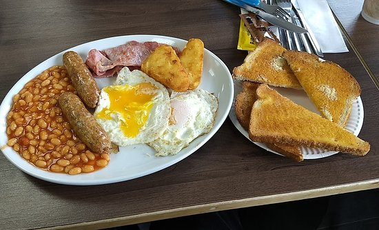 The Henley Big Breakfast