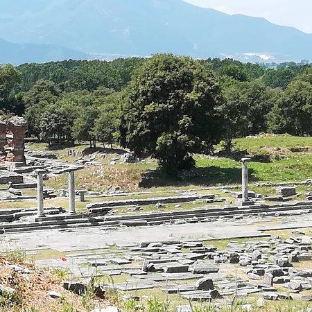 Filippi Archaeological Site: Filippi...... Nice! 😊