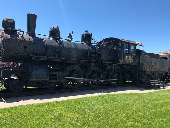 RailsWest Railroad Museum & HO Model Display