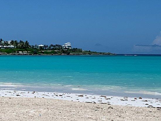 Beautiful beaches and water