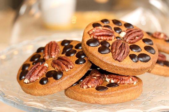 Fit & Gourmande: Cookies paléo