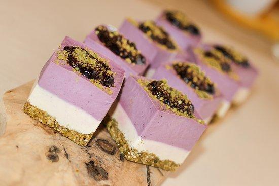 Fit & Gourmande: Cheesecakes cru, vegan & sans gluten