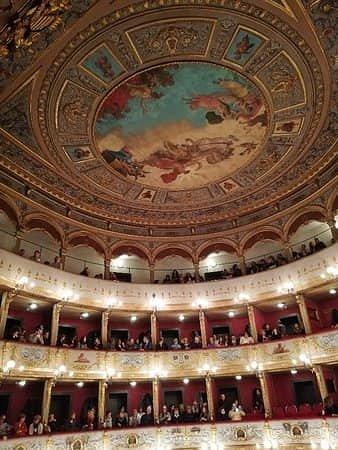 Interno Teatro Curci (Foto 5)