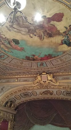 Soffitto Teatro Curci