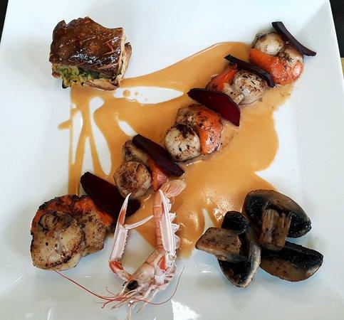 Restaurant Le Grand Bleu Picture